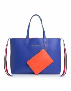 Tommy Hilfiger Designer Handbags, Reversible Iconic Tommy Tote