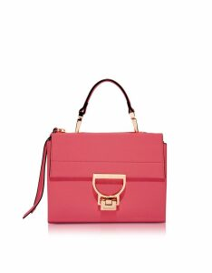 Coccinelle Designer Handbags, Arlettis Leather Top Handle Crossbody Bag