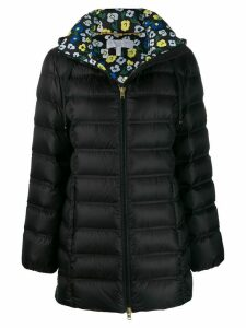 Escada Sport quilted coat - Black