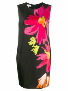 Escada Sport floral shift dress - Black