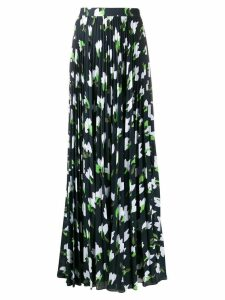 Escada all-over print skirt - Blue