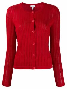 Escada Sport buttoned cardigan - Red