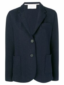Harris Wharf London knit blazer - Blue