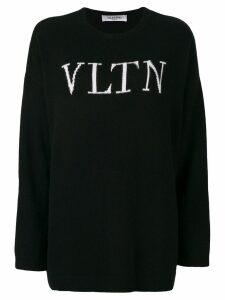 Valentino VLTN sweater - Black