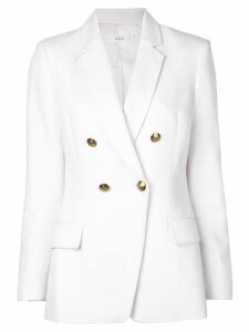 A.L.C. double breasted blazer - White
