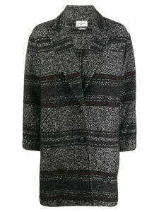 Isabel Marant Étoile Dante coat - Black