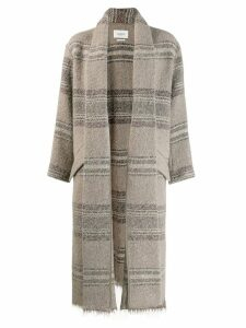 Isabel Marant Étoile Faby coat - Brown
