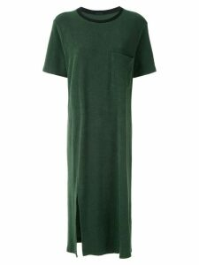 Osklen midi dress - Green