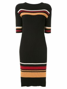 Osklen knitted dress - Black