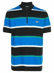 Opening Ceremony x Lacoste striped polo shirt - Blue