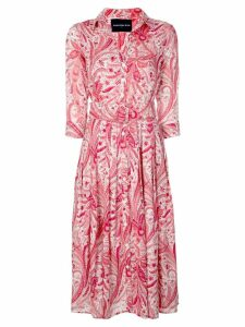 Samantha Sung Audrey paisley dress - Pink