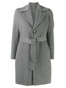 Dsquared2 belted coat - Grey