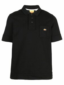 Opening Ceremony x Lacoste polo shirt - Black