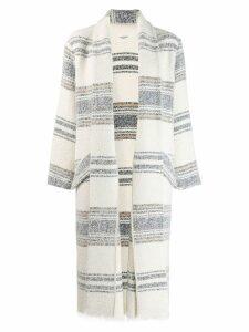 Isabel Marant Étoile Faby coat - White