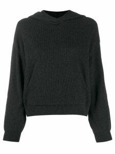 Nanushka long sleeved hoodie - Grey