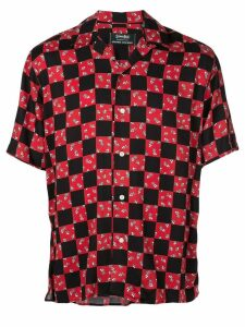 Opening Ceremony x Gitman Brothers check print shirt - Black