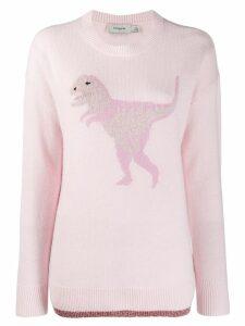 Coach Rexy knit jumper - Pink