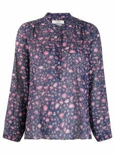 Isabel Marant Étoile Maria shirt - Purple