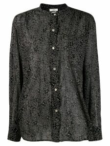 Isabel Marant Étoile Mexika collarless shirt - Black