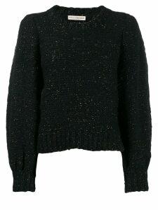 Ulla Johnson knitted jumper - Black