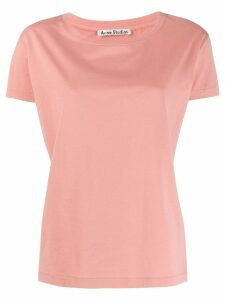 Acne Studios Eldora E Base T-shirt - Pink