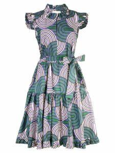 La Doublej Short & Sassy dress - Green
