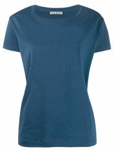 Acne Studios Eldora E Base T-shirt - Blue