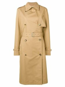 Paco Rabanne classic trench coat - Neutrals