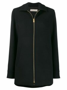 Emilio Pucci oversized shirt coat - Black