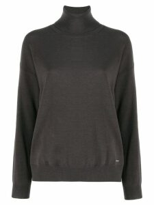 Dsquared2 roll neck sweatshirt - Grey