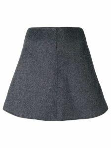 Carven high waist skirt - Grey