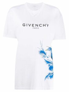 Givenchy Birds T-shirt - White