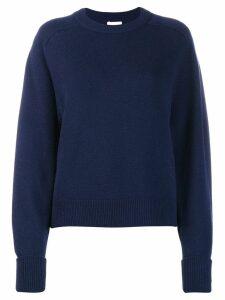 Chloé crew neck sweater - Blue