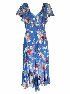 Alice+Olivia Electra midi dress - Multicolour