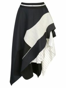 Monse draped jacket skirt - Black