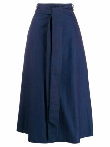 Tibi Falda skirt - Blue