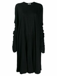 Jil Sander oversized T-shirt dress - Black