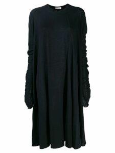 Jil Sander oversized T-shirt dress - Blue