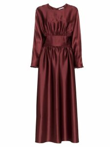 Deitas Hermine maxi dress - Red