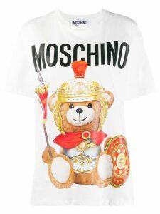 Moschino Roman Teddy T-shirt - White