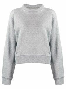 Maison Margiela relaxed fit sweater - Grey