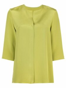 Peter Cohen loose fit blouse - Green