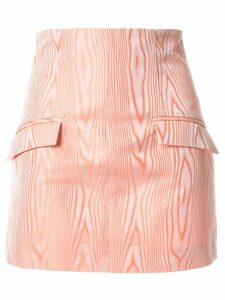 Manning Cartell printed mini skirt - Pink