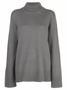 The Row roll neck jumper - Grey