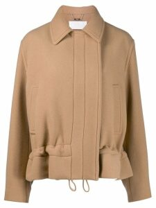 Chloé drawstring fitted jacket - Neutrals