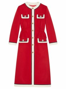 Gucci Wool coat - Red