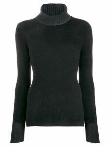 Avant Toi turtle neck pullover - Black