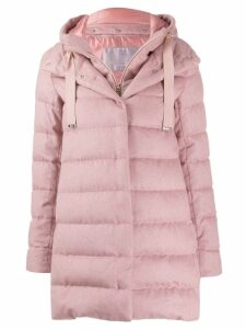 Herno padded parka - Pink