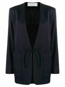 Société Anonyme longline loose fit blazer - Blue