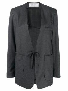 Société Anonyme longline loose fit blazer - Grey
